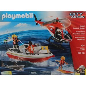 PLAYMOBIL - Küstenwache Search and Rescue 5668