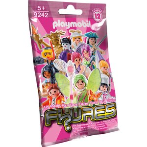 PLAYMOBIL - PLAYMOBIL-Figures Girls (Serie 12) 9242