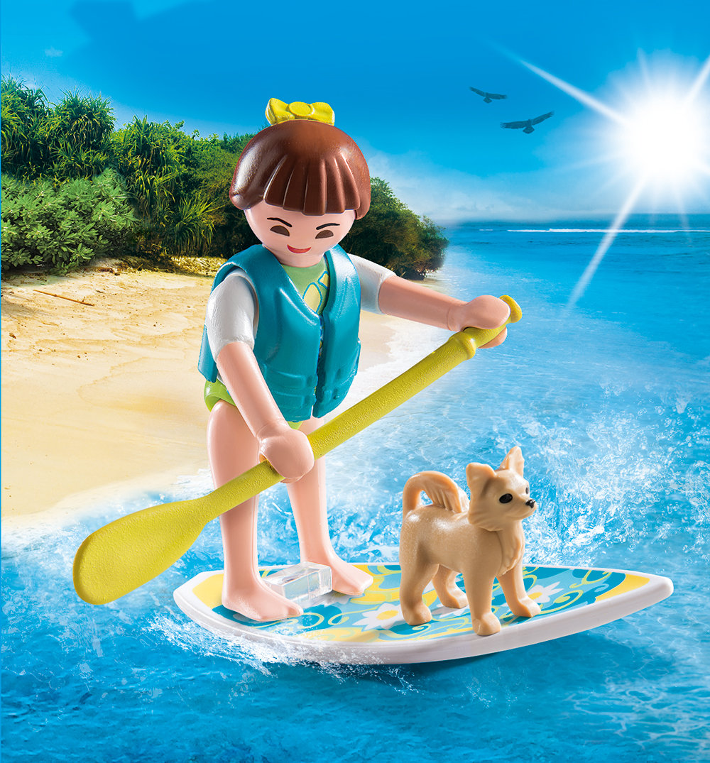 playmobil stand up paddling 9354 tests infos 2018. Black Bedroom Furniture Sets. Home Design Ideas