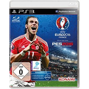 Pro Evolution Soccer 2016 - UEFA Euro 2016 France (PS3)