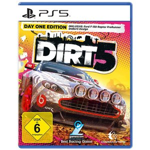DiRT 5 - Day One Edition (PS5)