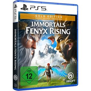 Immortals: Fenyx Rising - Gold Edition (PS5)