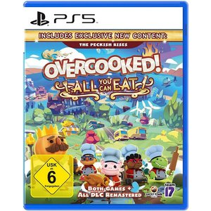 Overcooked! - All you can eat (PS5)