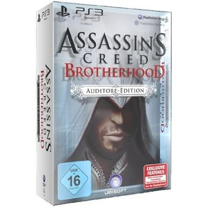 Assassin's Creed - Brotherhood (Limited Auditore-Edition) (PS3)