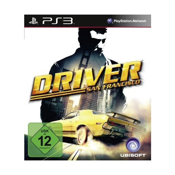 Driver - San Francisco (PS3)
