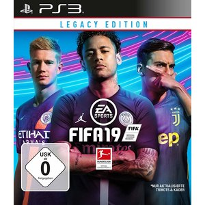 FIFA 19 (Legacy Edition) (PS3)
