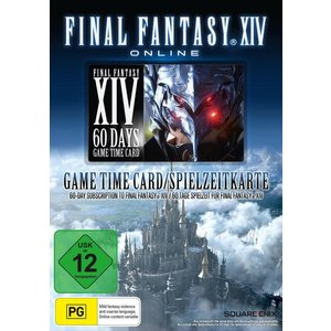 Final Fantasy XIV - A Realm Reborn (60-Tage Spielzeitkarte) (PS3)