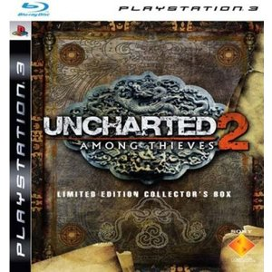 Uncharted 2 - Among Thieves (Limited Edition Collector's Box) (PS3)