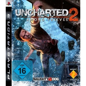 Uncharted 2 - Among Thieves (PS3)