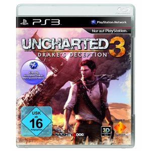 Uncharted 3 - Drakes Deception (Explorer Edition) (PS3)
