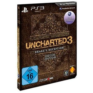Uncharted 3: Drake's Deception - Special Edition (PS3)
