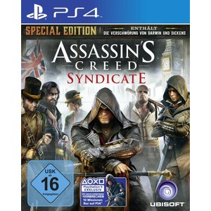 Assassin's Creed Syndicate (Special Edition) (PS4)