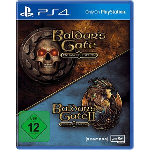 Baldur's Gate & Baldur's Gate II (Enhanced Edition) (PS4)