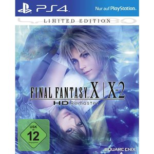 Final Fantasy X / X-2 HD Remaster (Limited Edition) (PS4)
