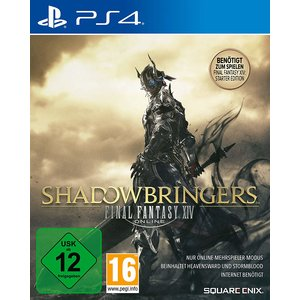 Final Fantasy XIV Online - Shadowbringers (Add-On) (PS4)