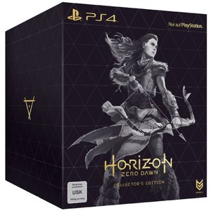 Horizon Zero Dawn - Collector's Edition (PS4)