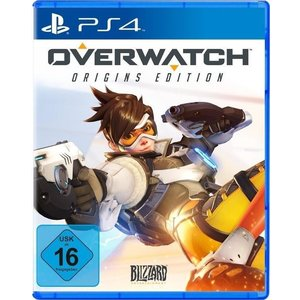 Overwatch (Origins Edition) (Online-Game) (PS4)