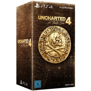 Uncharted 4 - A Thief's End (Libertalia Collectos Edition) (PS4)