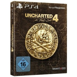 Uncharted 4 - A Thief's End (Special Edition) (PS4)