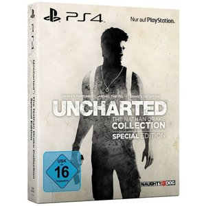 Uncharted - The Nathan Drake Collection (Special Edition) (PS4)