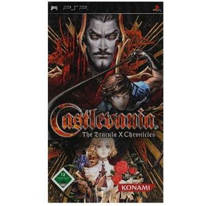 Castlevania - The Dracula X Chronicles (PSP)