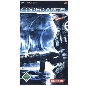 Coded Arms (PSP)