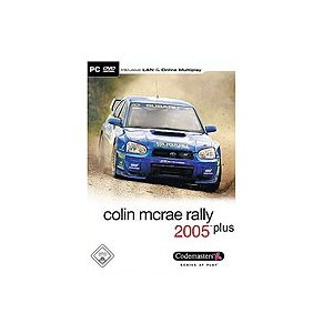 Colin McRae Rally 2005 plus (PSP)