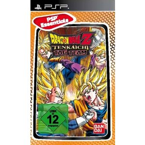 Dragonball Z - Tenkaichi Tag Team  [Essentials] (PSP)