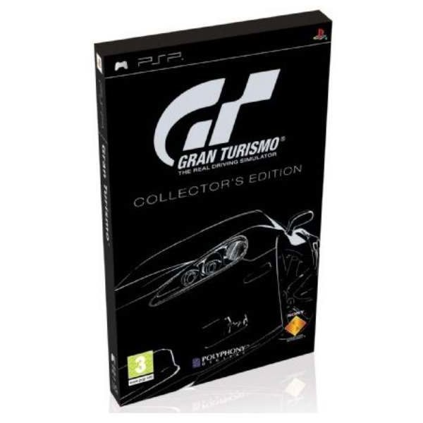 Gran Turismo - Collectors Edition (PSP)