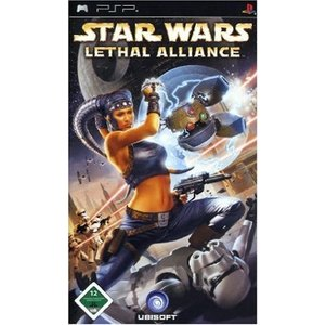 Star Wars - Lethal Alliance (PSP)