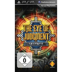 The Eye of Judgment Legends (PSP)
