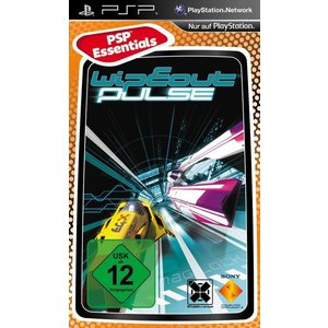 WipeOut Pulse [Essentials] (PSP)