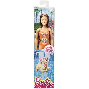 Mattel - Barbie - Beach Puppen Sortiment