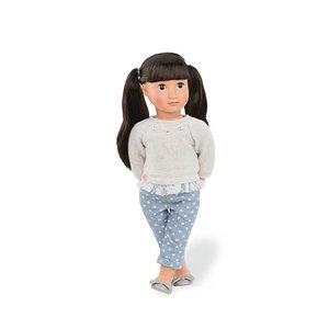 Our Generation - May Lee Puppe 46 cm Asiatin