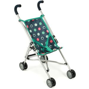 Bayer Chic 2000 - Puppenbuggy - Roma (Menta)