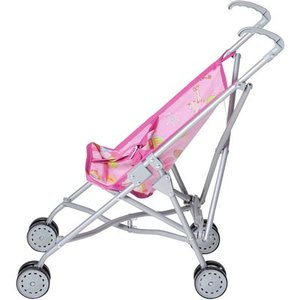 knorr toys - Puppenbuggy - Sim - all over princess (12601)
