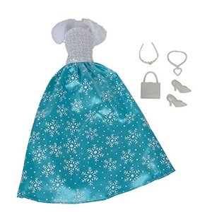 Simba - Steffi LOVE - Winter Princess Dress