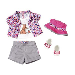 Zapf - Baby Born - Camping Outfit