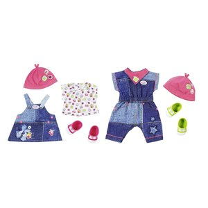 Zapf - Baby Born Deluxe Jeans Collection
