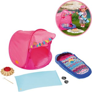 Zapf - Baby Born - Play und Fun - Camping Set