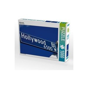 Calvendo Hollywood 1000 Teile Puzzle quer 640x480mm, Bade Uwe 7301387