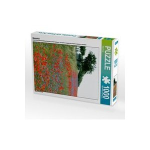 Calvendo Mohnfeld 1000 Teile Puzzle hoch 480x640mm, Frost Anja 7295442