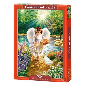 Castorland - an Angel's Warmth - Puzzle 500 Teile (B-52844)