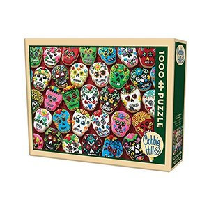 Cobble Hill - Sugar Skull Cookies Puzzle (1000Teile)