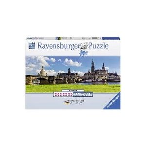 Dresden Canaletto Blick - Panorama Puzzle 1000 Teile