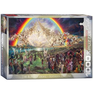 Eurographics - Greene - The Blessed Hope- 1000 Teile Puzzle
