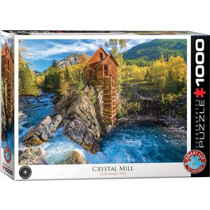 EuroGraphics Puzzle Crystal Mill