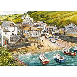 Gibson Games - Puzzle - Port Isaac (500Teile)