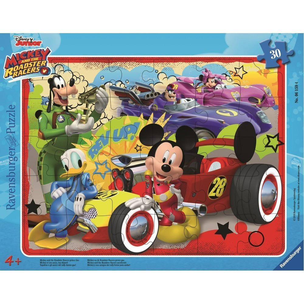 Ravensburger - Rahmenpuzzle 06159 DMM: Disney Mouse Mickey and the ...
