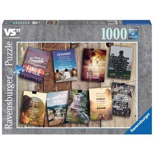 Ravensburger - Visual Statements - 1000 Teile